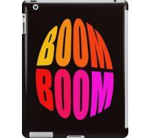 BOOM-BOOM - products iPad Case/Skin