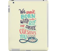 You make you iPad Case/Skin