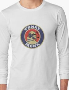 Funky Monk Long Sleeve T-Shirt