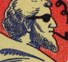 Funky Monk Sticker