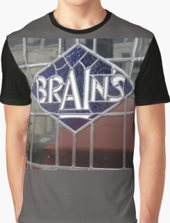 Brains Graphic T-Shirt
