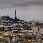 Edinburgh 5 by Ross Macintyre