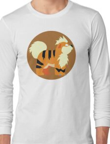 Growlithe - Basic Long Sleeve T-Shirt