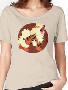 Arcanine - Basic Women's Relaxed Fit T-Shirt
