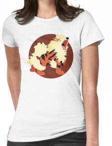 Arcanine - Basic Womens Fitted T-Shirt
