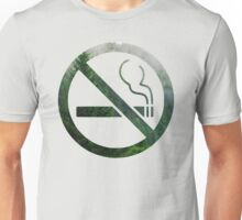 No Smoking Unisex T-Shirt