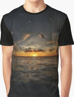 Fantasy Sunset 2 Graphic T-Shirt