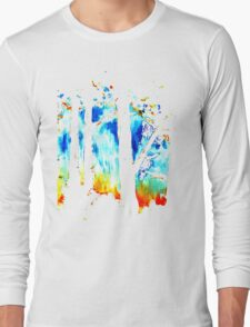 The edge of the forest Long Sleeve T-Shirt
