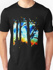 The edge of the forest Unisex T-Shirt