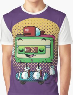Cassette Love Graphic T-Shirt