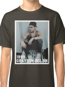 1999 Grayson Dolan-border Classic T-Shirt