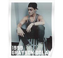 1999 Grayson Dolan-border Poster