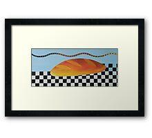 Bread Framed Print