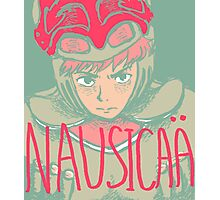 Nausicaä of the Valley of the Wind Photographic Print
