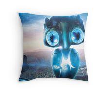 Echo (Earth to Echo) Throw Pillow