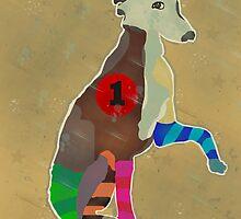 greyhound racer trap 1 by bri-b
