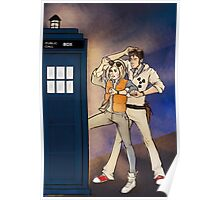 Back to the Tardis Poster