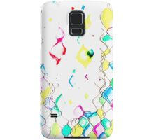 Release the Colour Samsung Galaxy Case/Skin