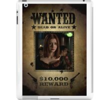 Buffy Willow Wanted 2 iPad Case/Skin