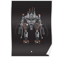 District 9 - Bio-Suit Poster