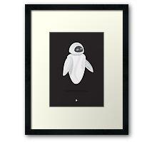 WALL.E EVE Framed Print