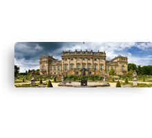 Harewood House stately home  Canvas Print