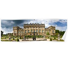 Harewood House stately home  Poster