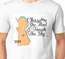 Chase The Wind & Touch The Sky Unisex T-Shirt