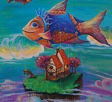 Fabulous fish by IrinaDanilova
