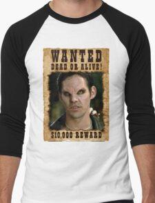 Buffy Xander Wanted Vampire Men's Baseball ¾ T-Shirt