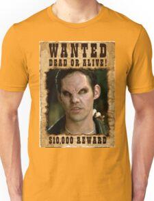 Buffy Xander Wanted Vampire Unisex T-Shirt