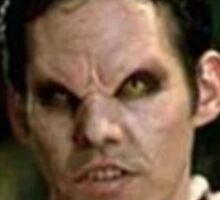 Buffy Xander Wanted Vampire Sticker