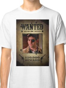 Buffy Xander Wanted 2 Classic T-Shirt