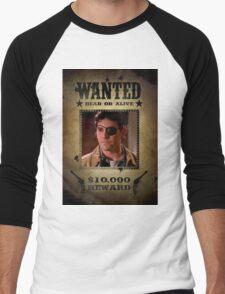 Buffy Xander Wanted 2 Men's Baseball ¾ T-Shirt