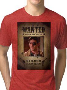 Buffy Xander Wanted 2 Tri-blend T-Shirt