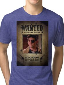 Buffy Xander Wanted 2 Tri-blend T-Shirt