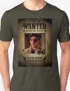 Buffy Xander Wanted 2 Unisex T-Shirt