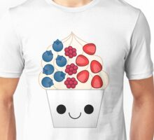 kawaii berry frozen yogurt Unisex T-Shirt