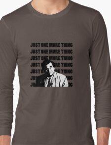 Columbo Long Sleeve T-Shirt