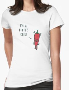 Chili Womens Fitted T-Shirt