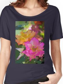 Rose 114 Women's Relaxed Fit T-Shirt