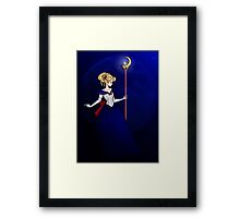 Sailor Moon Redux Framed Print