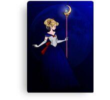 Sailor Moon Redux Canvas Print