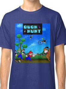Mario and Luigi : Duck Hunt Classic T-Shirt