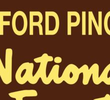 Gifford Pinchot National Forest Sticker