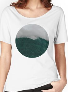 Pacific Northwest Lake Women's Relaxed Fit T-Shirt