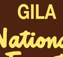 Gila National Forest Sticker