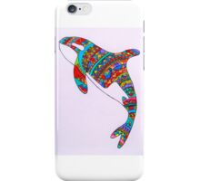 I'm A Pisces But I Rather Be A Killer Whale  iPhone Case/Skin