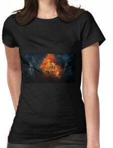 Path of Exile Womens Fitted T-Shirt