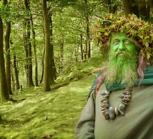 Green Man Of The Woods by Patricia Jacobs CPAGB LRPS BPE4